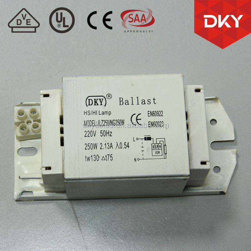 T5 T8 Magnetic Ballast 13w 15w 36w for circular fluorescent lamp