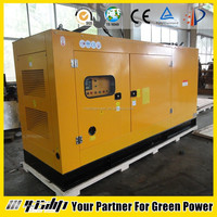 10-600KW CNG Silent Natural Gas Generator 220V,LPG/CNG as fuel