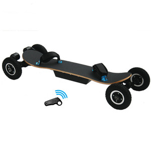 3300w brushless motor 50km/h 4 wheels electric skateboard mountainboard