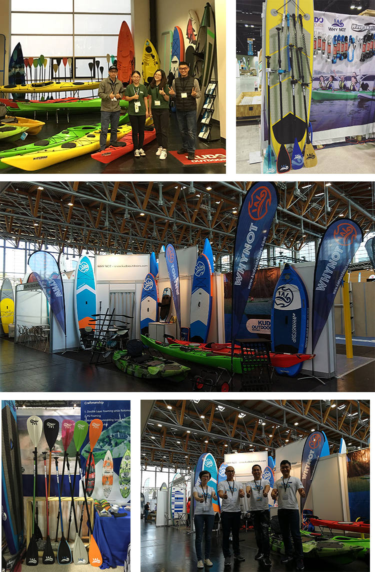 OEM ODM SUP INFLATABLE Drop Stitch PVC Paddle Board Inflatable