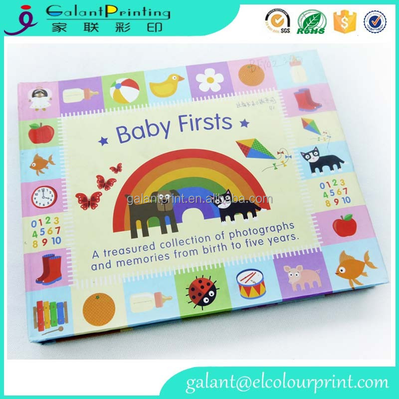 children sound book with reading pen