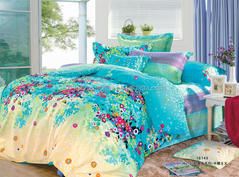Ordinaire Bed Sheet Patchwork Quilt, Super Single Bed Size Sale