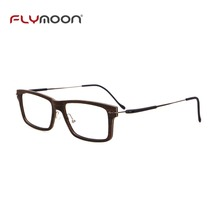 Most Popular Top quality latest glasses frames wooden custom design optical reading glasses