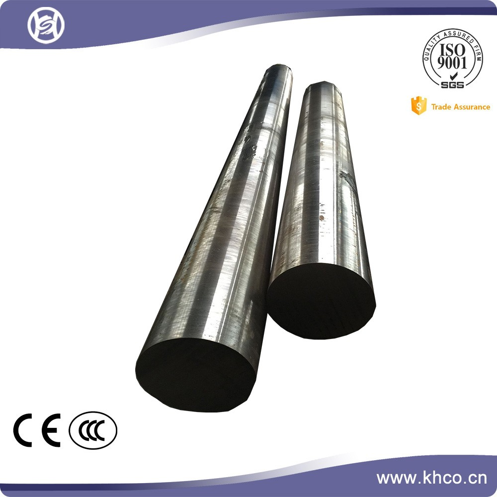 H13 Mould Steel , Tool Steel AISI H13 Alloy Round Bar