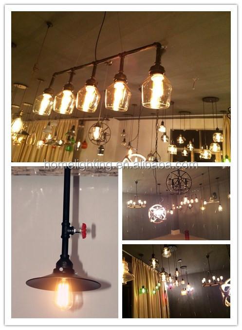 Designer Modern Contemporary Industrial Restaurant Pendant Ceiling ...