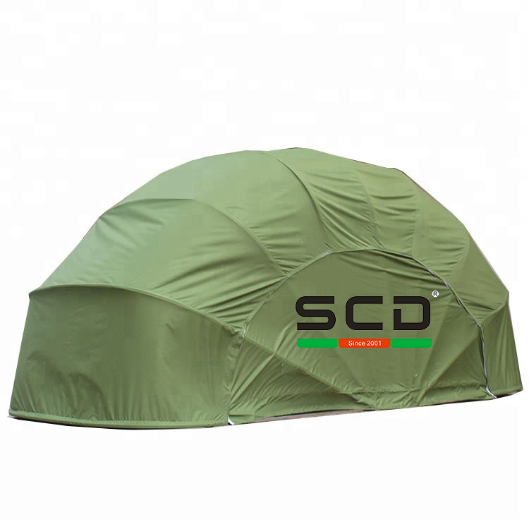 Manual Simple Folding Carport Portable Mobile Car Shelter ...