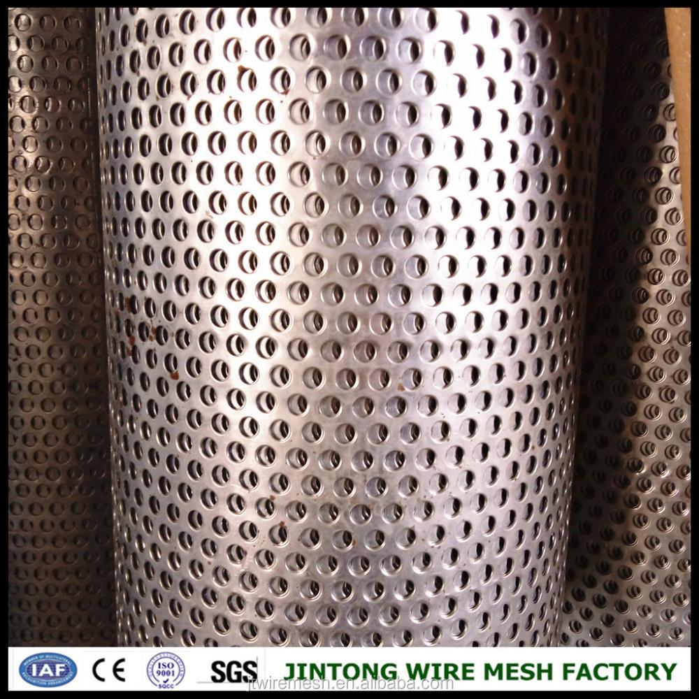 Plastic Coated Perforated Mesh Sheet Buy Pvc Plastic