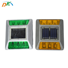 Solar Powered waterproof aluminum 3m cat eye reflector led road stud, led light