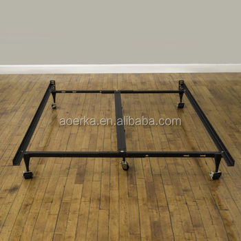 Adjustable Moveable Metal Bed Frame Angle Iron Bed Buy Metall Bed