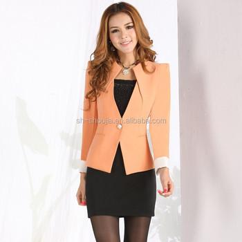 d1a8a5cf05e Oem Service For Women Business Suits