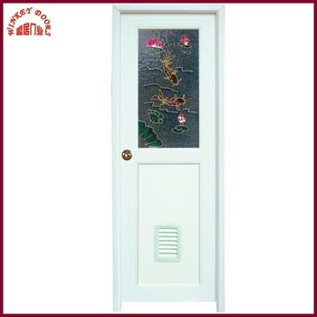 New plastic toilet door pvc material bathroom door design  sc 1 st  Alibaba & New Plastic Toilet Door Pvc Material Bathroom Door Design - Buy ... pezcame.com