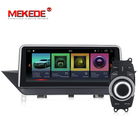 Mekede 4+32GB ID7 px6 Six Core Android9.0 Car Radio DVD Player GPS for BMW X1 E84 2009- 2015 Car Audio System 1080P Video Stereo