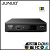 JUNUO DVB-T2 set top box support H.265 full hd tv receiver