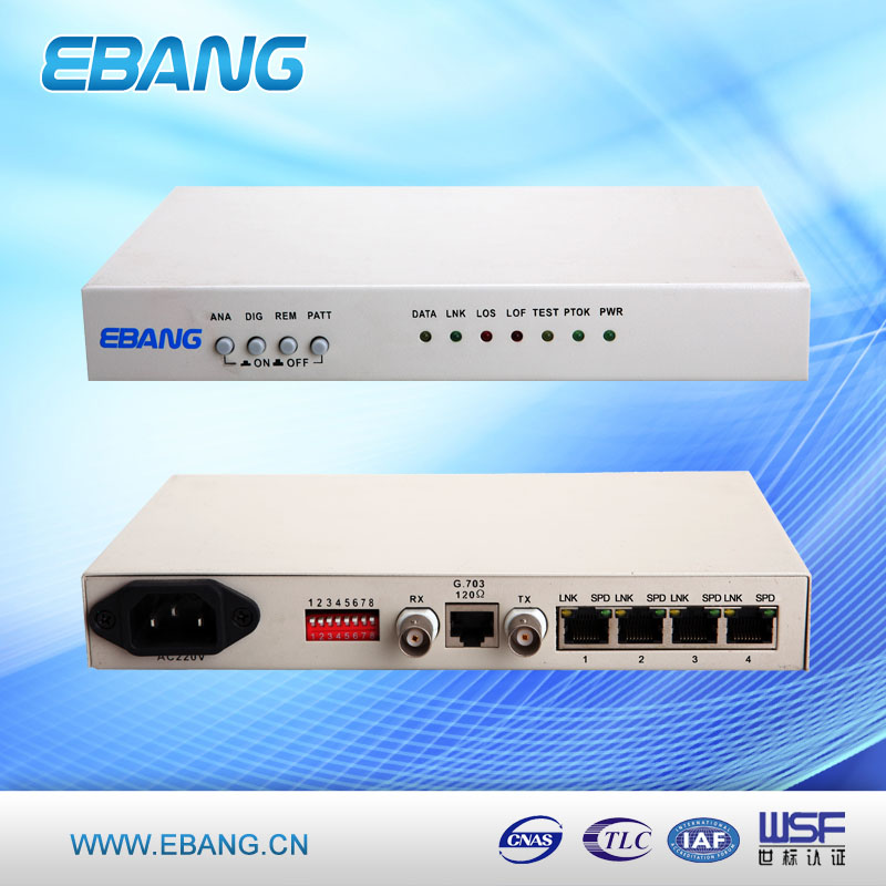 4*10/100 Base-T Ethernet interfaces protocol