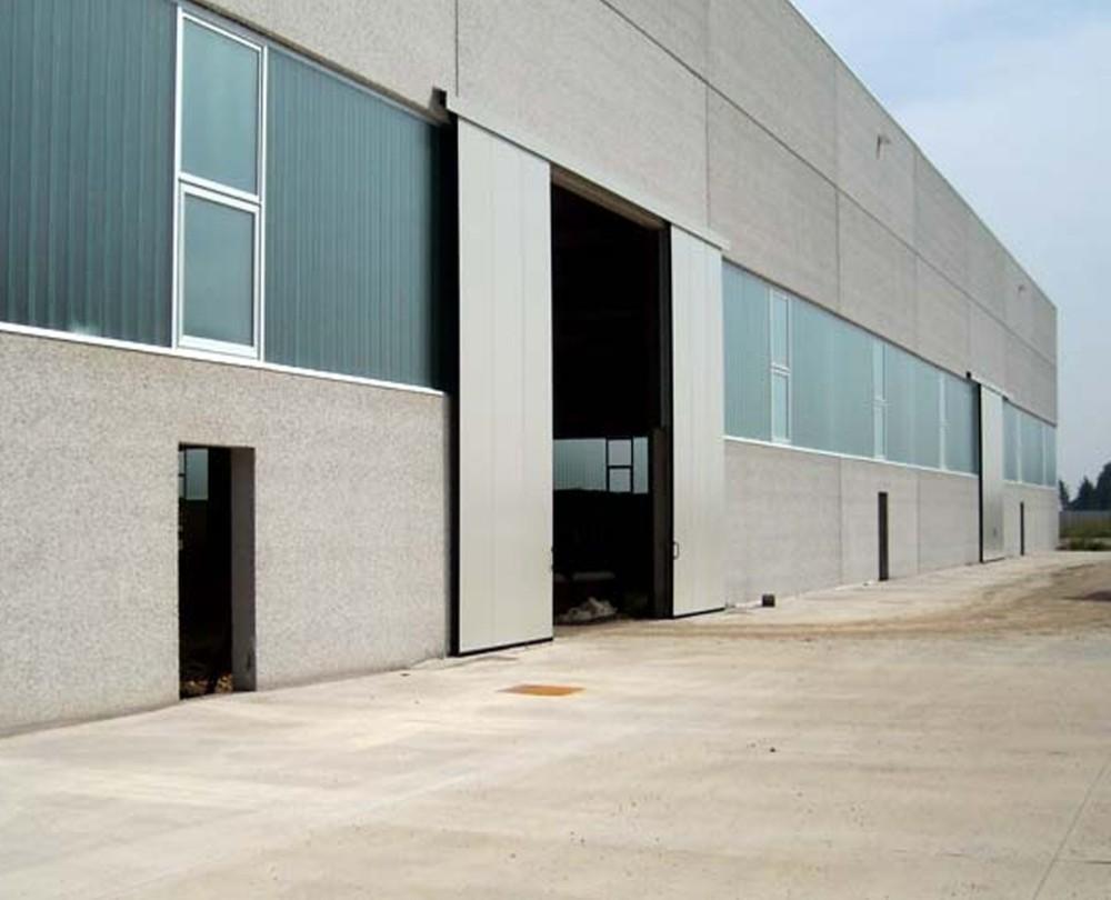 product-Zhongtai-Horizontal Industrial Sliding Door For Factory-img-1