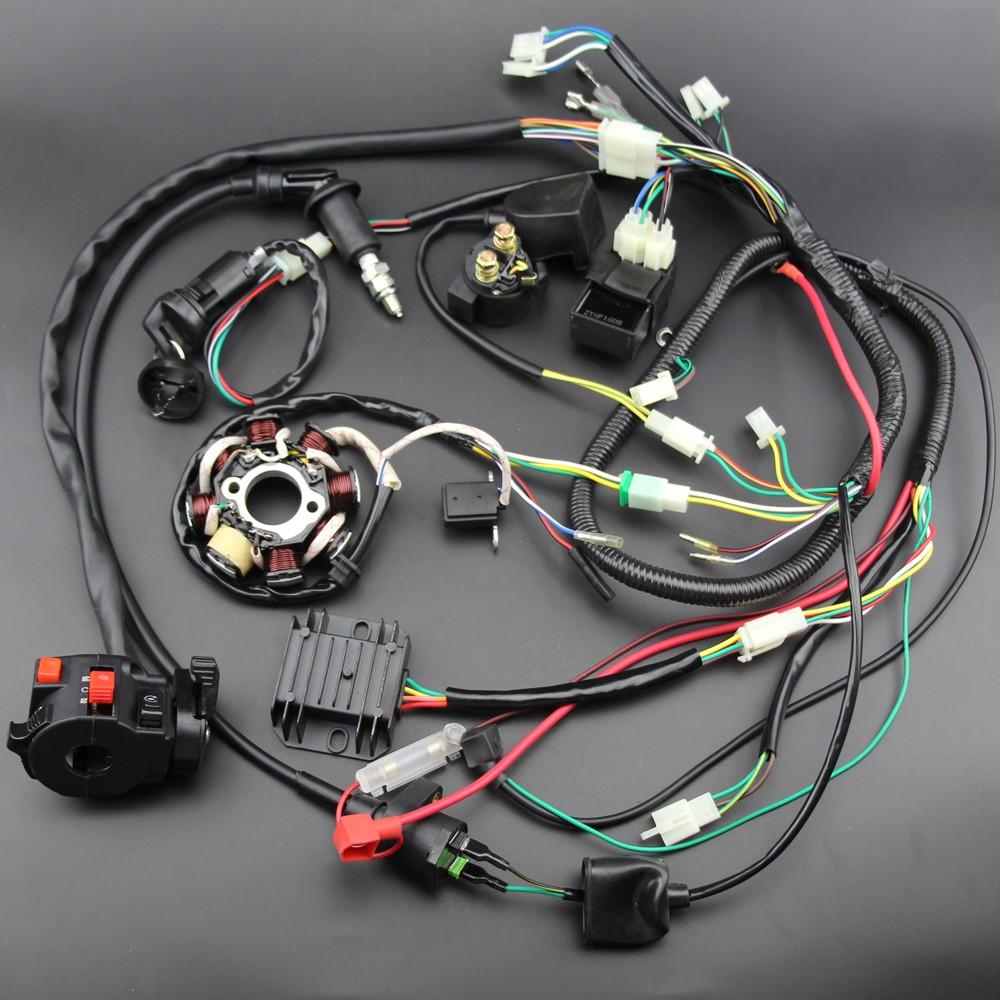 Kandi Go Kart Wiring Harness - All Diagram Schematics on