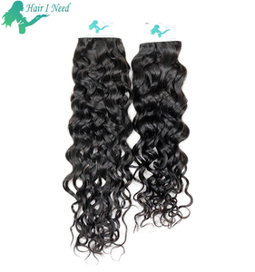 brazilian human hair wet and wavy weave hair extensions online sale
