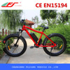 Off road electric bike made in China with powerful motor