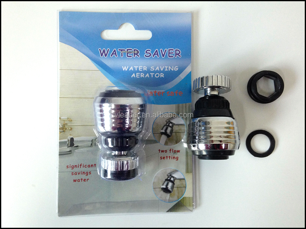 Water saving devices taps/ water saver aerator