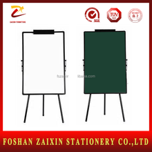 Promotional dry erase memo magnetic whiteboard/kid easel with magnetic board