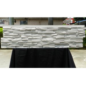 Lightweight Decorative Pu Faux Artificial Wall Stone Panel