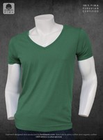 100% Peru pima cotton t shirt blank