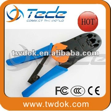2014 new products utp 8p 6p 4p hand crimping tools