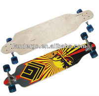 Long Board Complete, Long Skateboard