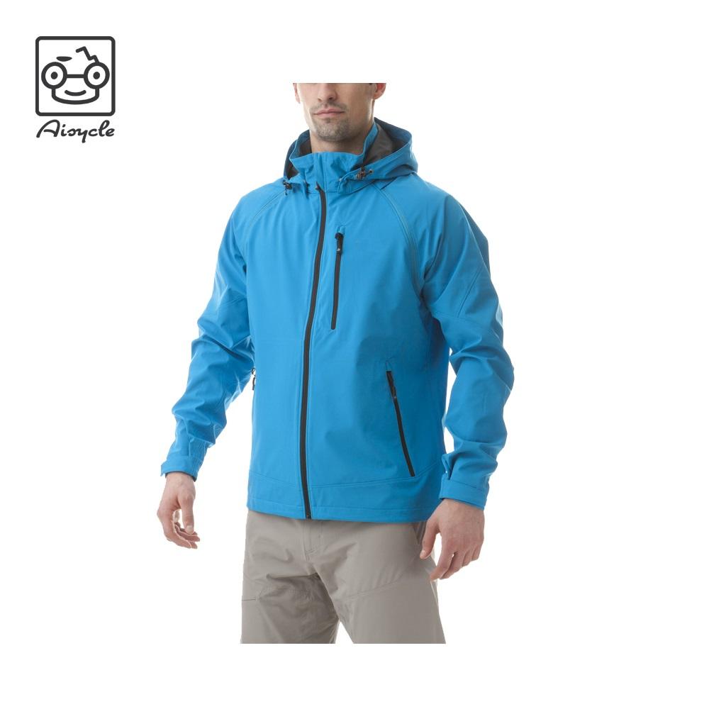 น้ำหนักเบากลางแจ้งที่ดีที่สุด Rain Outdoor Softshell แจ็คเก็ตแฟชั่นการออกแบบ
