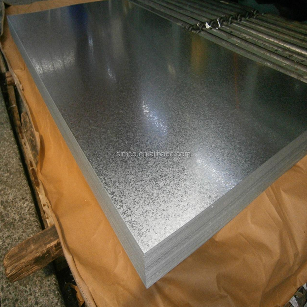 Galvanized Steel Sheet 4mm, Galvanized Steel Sheet 4mm Suppliers ...