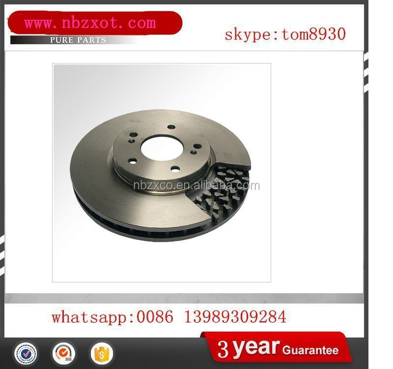 car brake disc 43512-12340 43512- 35322 43512-42010 43512-42030 45251-sp0-a01 S083-33-325 brake disc