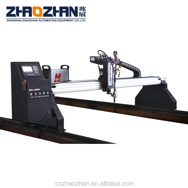 Factory Direct Supply Zhaozhan Lage Kosten 1 t Cnc c Aluminium Snijmachine