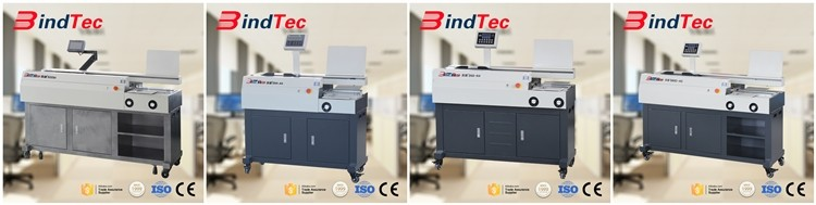 S60-A3 Automatic Glue Perfect Binder A3 Book Binding Machine
