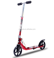 hot top 2 wheel kick scooter for children and adult