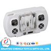 2.4G small folding six axis phone control fpv aircraft with LED lights