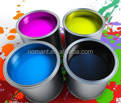 NM-0401 Specifically Lycra series Water-Based Screen printing Ink(For Dive Cloth)
