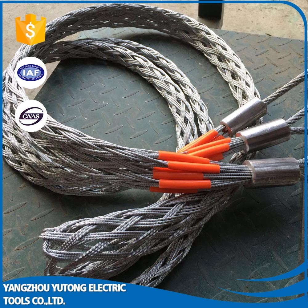 Galvanized Steel Cable Pulling Grip, Galvanized Steel Cable Pulling ...