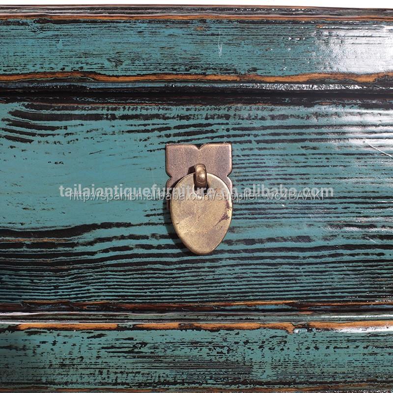muebles antiguos de china cosecha de oficina en casa de madera de ...