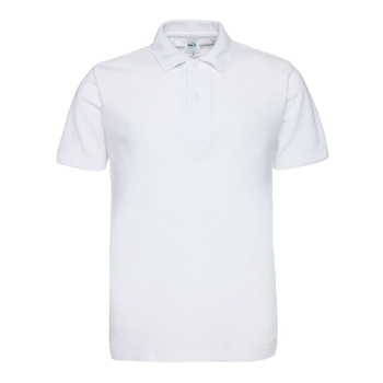 100%cotton white polo shirt high quality 180gsm cheap cotton polo t shirt