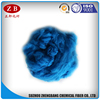 15d PET bottle recycled polyester staple fiber and polyester fiber waste use for filling furniture
