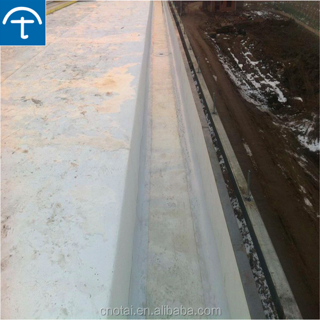 1.2mm 1.5mm Thickness Tpo Roofing Membrane for new roof and roof repair