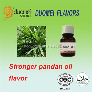 Pandan oil flavor for baking foods production,bulk food flavoring