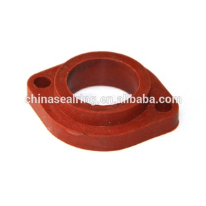 Factory Supply Custom Made Silicone Rubber Parts Durable Compression Mold Rubber Product