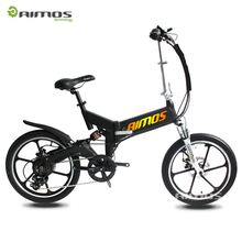 Fat bike/fat tyer electric bicycle folding for sale