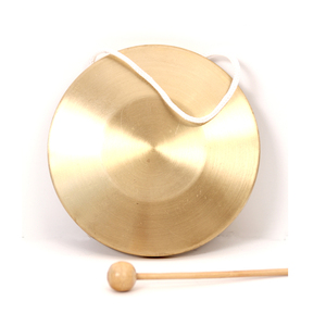 Metal gong manufacturers sale lion dance gong musical instrument,copper gong for sale,antique chinese gong