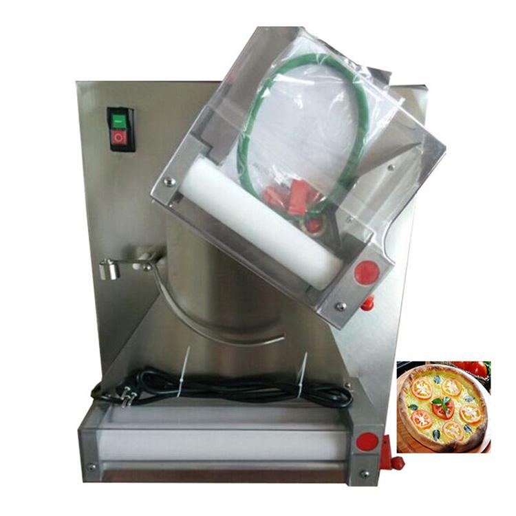 OC-DR-2A Mini En Acier Inoxydable Commercial Industriel de Pâte À Pain Rouleau de Presse Machine Pizza Pâte Laminoir