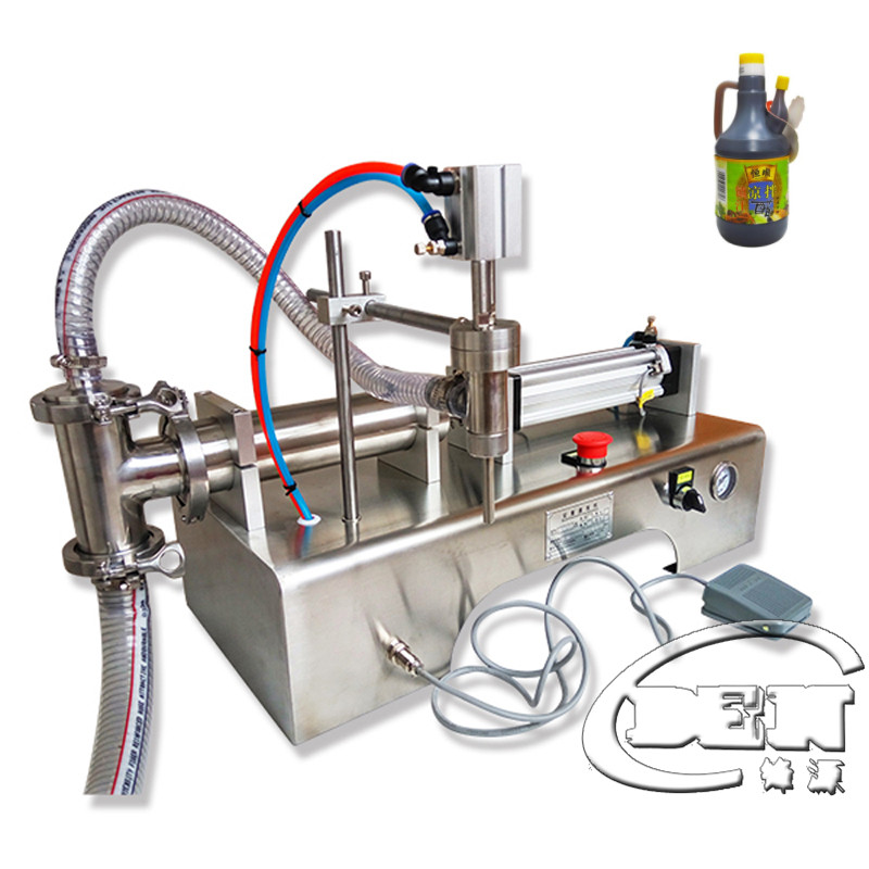 China Factory Capsule Filling Machine/Semi-Automatic Liquid And Ointment Filling Machine