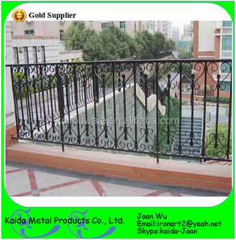 Wrought Iron Fence Design Ornamental wrought iron veranda balcony fence design view ornamental wrought iron veranda balcony fence design workwithnaturefo