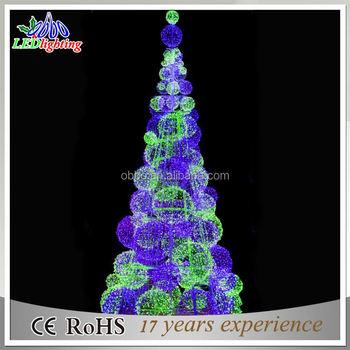 big creative balls christmas tree for christmas decorations giant