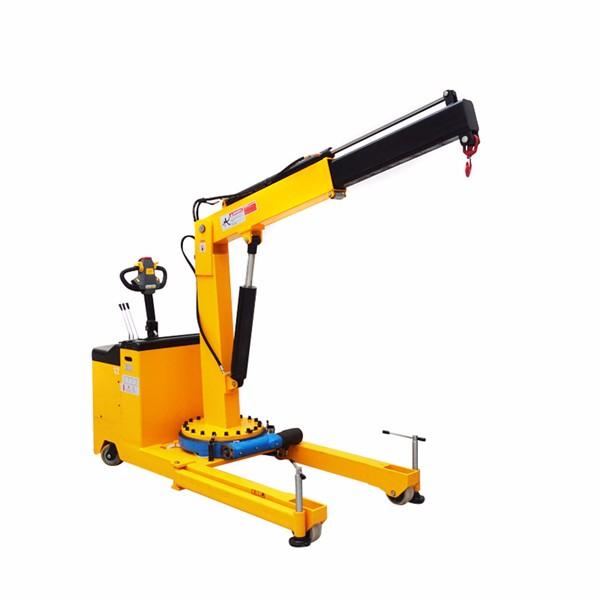 Mobile Crane Pictures : Warehouse electric mobile crane buy